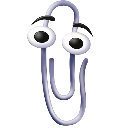 microsoft-word-clippy
