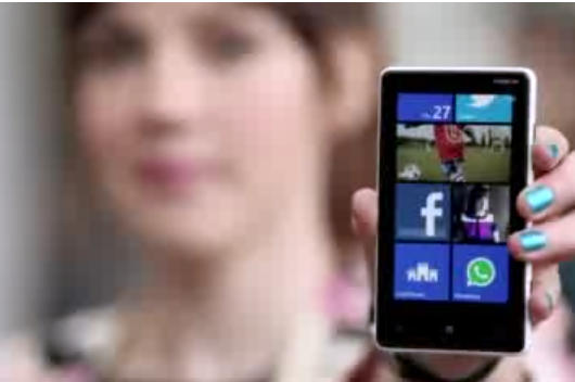 After Jessica Alba, Lumia is now endorsed by regular people in Nokia ads(1)
