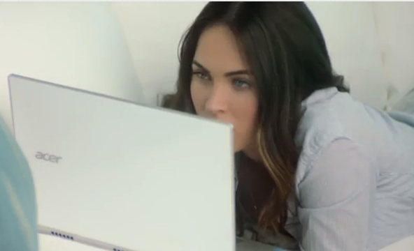 VoxFox - with Megan Fox. An Acer story inspired by Intel. - YouTube(1)