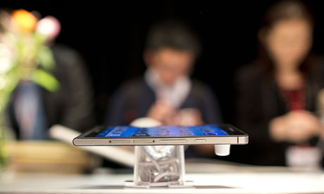 Huawei Ascend P6 smartphone launches in London, June 2013