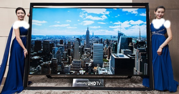 Samsung to Launch 110-Inch Ultra HD TV