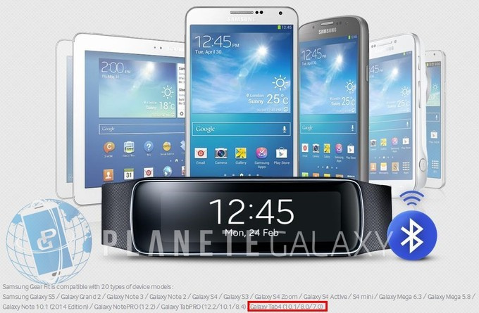 Samsung-Galaxy-Tab-4-Gear-Fit