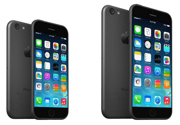 4.7-inch-Apple-iPhone-6-L-compared-with-5.7-inch-Apple-iPhone