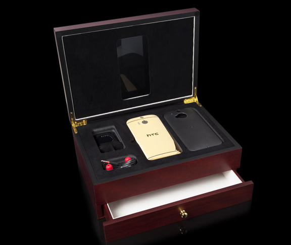 Own-a-gold-or-platinum-plated-HTC-One (3)