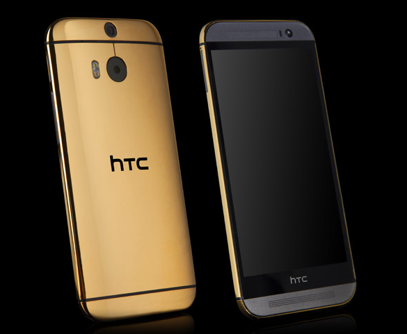 Own-a-gold-or-platinum-plated-HTC-One