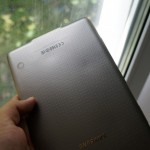 Exynos-equipped-Galaxy-Tab-S-8.4-warped-back