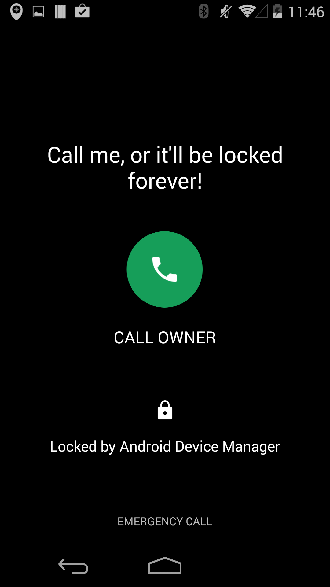 android-device-manager-callback