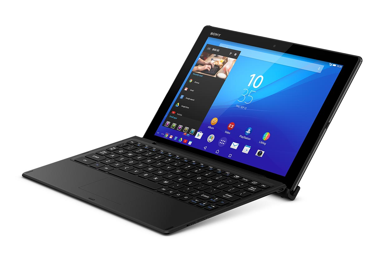 The-Xperia-Z4-Tablets-Bluetooth-keyboard-accessory