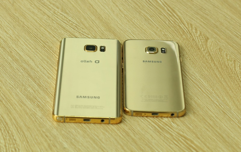 The-gold-plated-Samsung-Galaxy-Note5 (13)