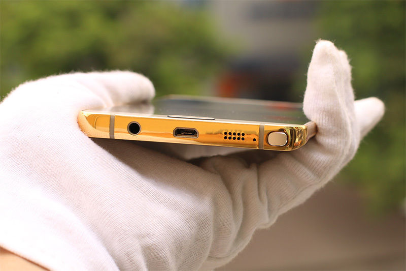 The-gold-plated-Samsung-Galaxy-Note5 (9)