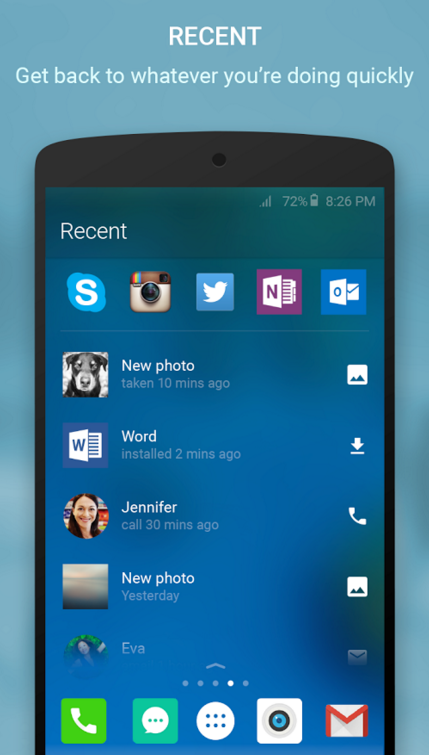 Microsoft-Arrow-Launcher-for-Android-now-available-to-download (3)
