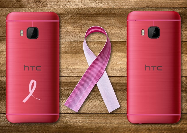 HTC-One-M9-Pink
