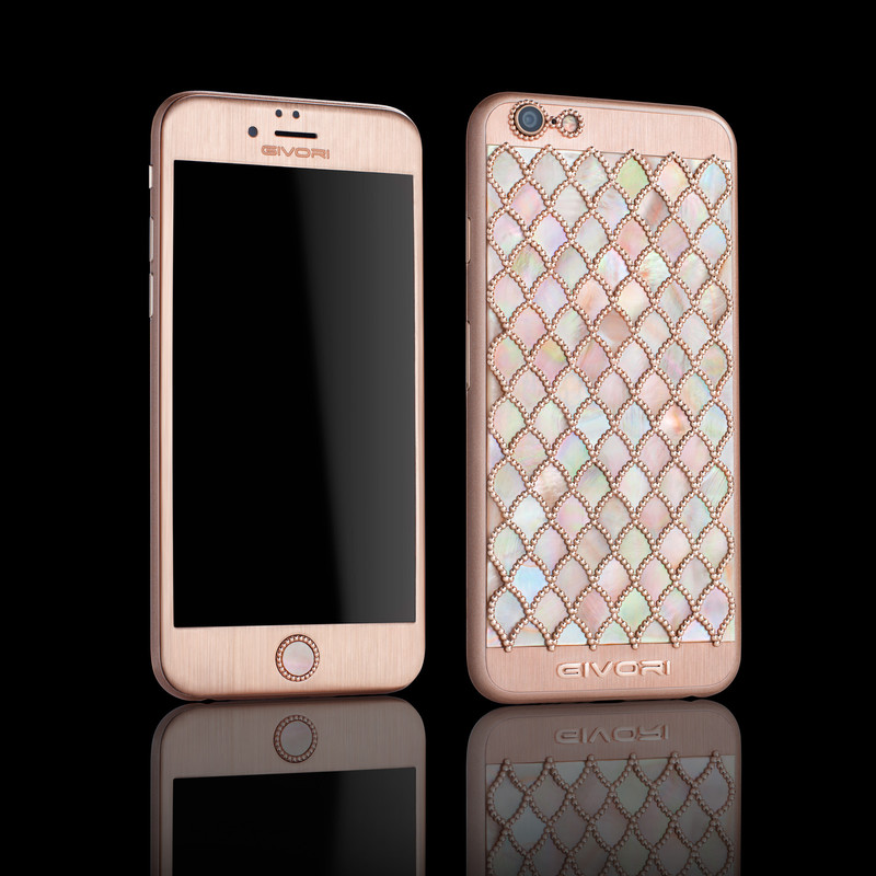 GIVORI-Calypso-Pink-Mother-of-Pearl-iPhone-6s