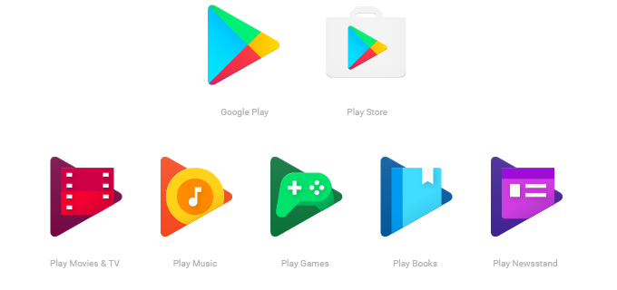 play-icons